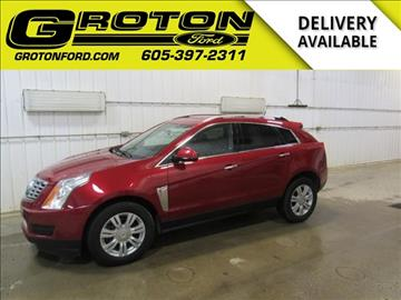 2014 Cadillac SRX for sale in Groton, SD