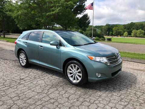 2010 Toyota Venza for sale in New Milford CT