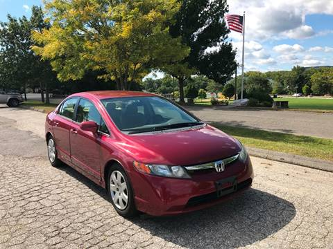 2006 Honda Civic for sale in New Milford CT