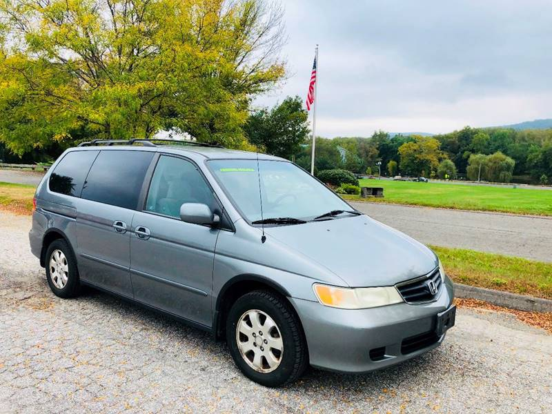 2002 Honda Odyssey For Sale At J U0026 J MOTORS In New Milford CT