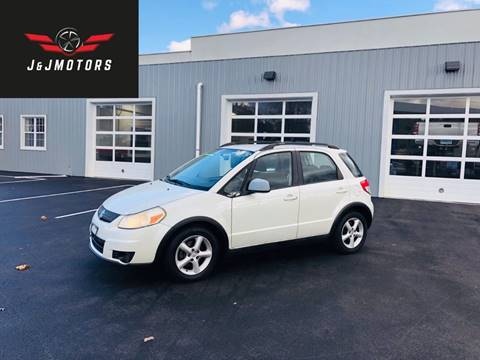 2007 Suzuki SX4 Crossover for sale in New Milford, CT