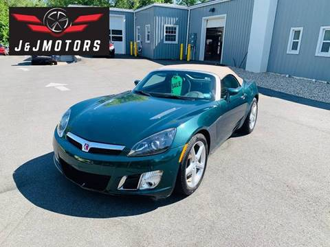 2008 Saturn SKY for sale in New Milford, CT