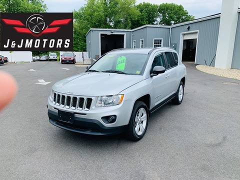 2012 Jeep Compass for sale in New Milford, CT