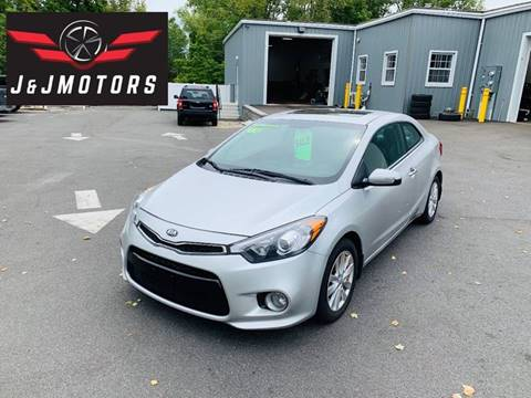 2014 Kia Forte Koup for sale in New Milford, CT