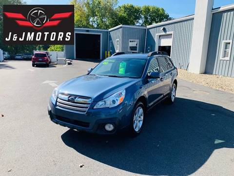 2013 Subaru Outback for sale in New Milford, CT