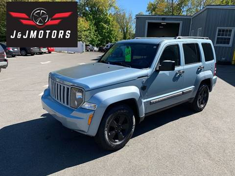 2012 Jeep Liberty for sale in New Milford, CT
