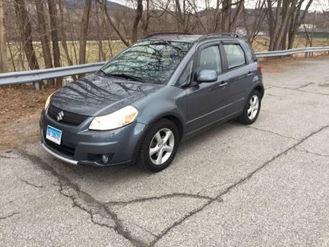 2008 Suzuki SX4 Crossover for sale in New Milford, CT