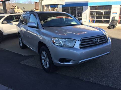2008 Toyota Highlander for sale in New Milford, CT