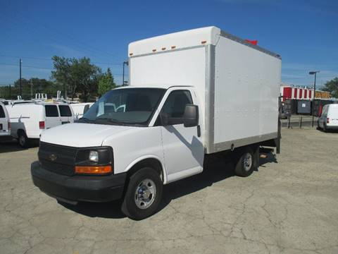2014 Chevrolet Express Cutaway for sale in Marietta, GA