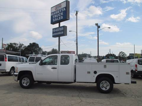2010 Chevrolet Silverado 2500HD for sale in Marietta, GA
