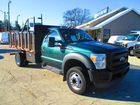 2012 Ford F-550 for sale in Marietta, GA