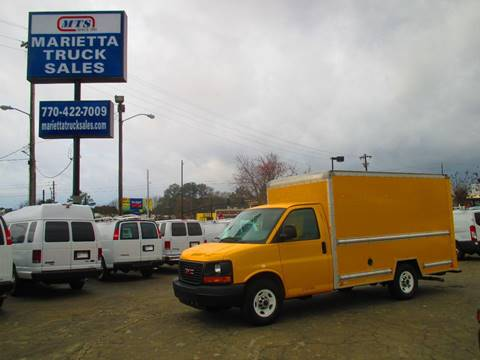 2014 GMC Savana Cutaway for sale in Marietta, GA