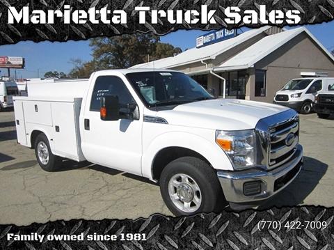 Marietta Truck Sales >> 2013 Ford F 250 Super Duty For Sale In Marietta Ga