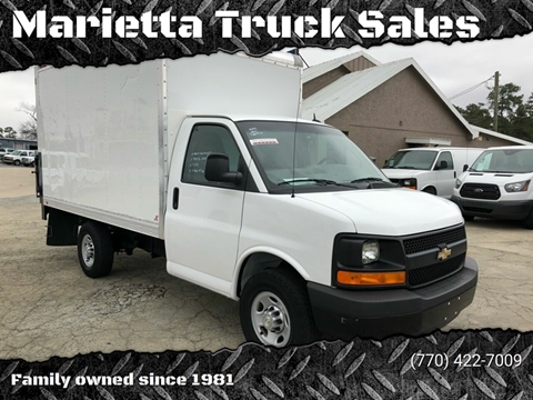 2015 Chevrolet Express Cutaway for sale in Marietta, GA