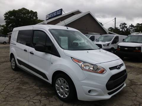 2017 Ford Transit Connect Cargo for sale in Marietta, GA