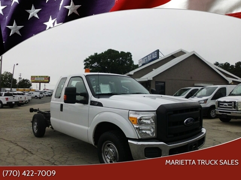 Marietta Truck Sales >> 2015 Ford F 350 Super Duty For Sale In Marietta Ga
