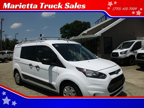 2015 Ford Transit Connect Cargo for sale in Marietta, GA