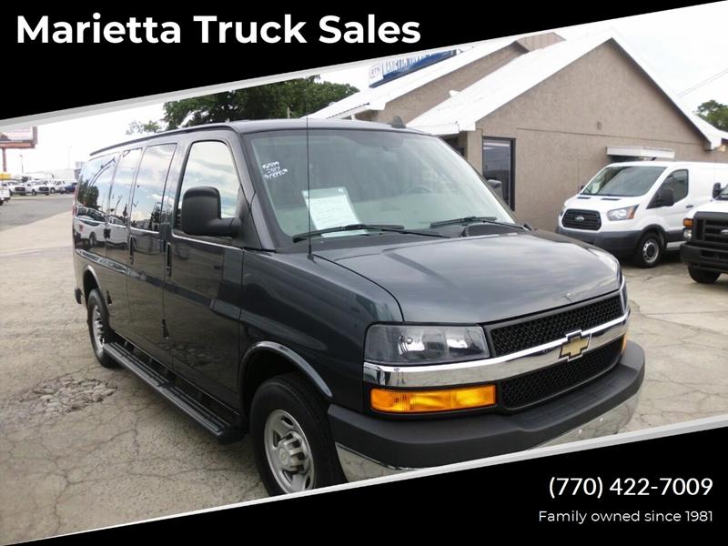 Marietta Truck Sales >> 2017 Chevrolet Express Passenger Marietta Ga Atlanta
