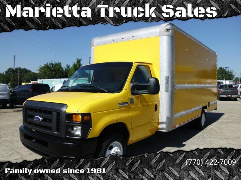 Marietta Truck Sales >> 2015 Ford E Series Chassis Marietta Ga Atlanta Georgia