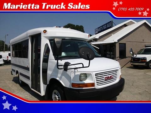 Marietta Truck Sales >> 2008 Gmc Savana Cutaway For Sale In Marietta Ga