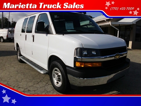 2018 Chevrolet Express Cargo for sale in Marietta, GA