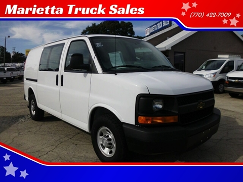 2016 Chevrolet Express Cargo for sale in Marietta, GA