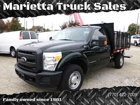 Marietta Truck Sales >> 2016 Ford F 250 Super Duty For Sale In Marietta Ga