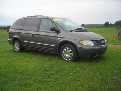2004 Chrysler Town and Country for sale in Meridianville, AL