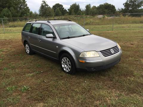 2003 Volkswagen Passat for sale in Meridianville, AL
