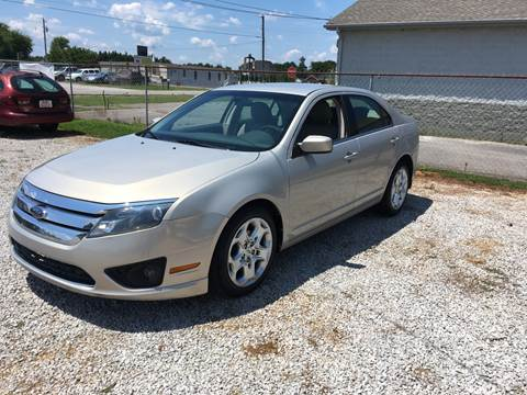 2010 Ford Fusion for sale in Meridianville, AL