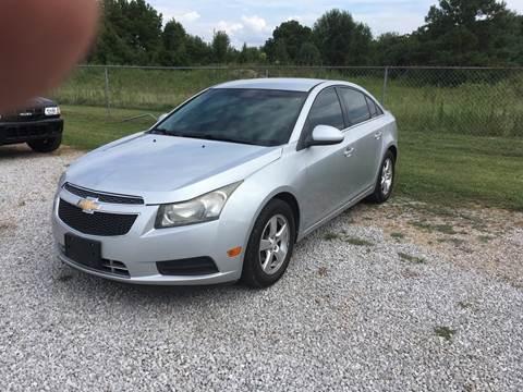 2011 Chevrolet Cruze for sale in Meridianville, AL