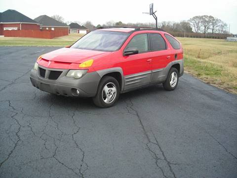 2001 Pontiac Aztek for sale in Meridianville, AL