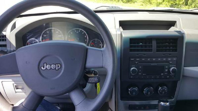 2008 Jeep Liberty for sale at Dynamite Deals LLC in Arnold MO