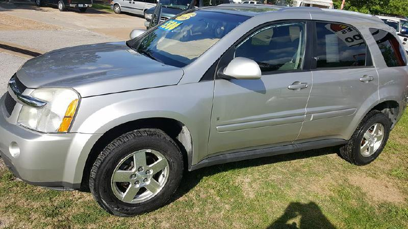 2008 Chevrolet Equinox for sale at Dynamite Deals LLC in Arnold MO