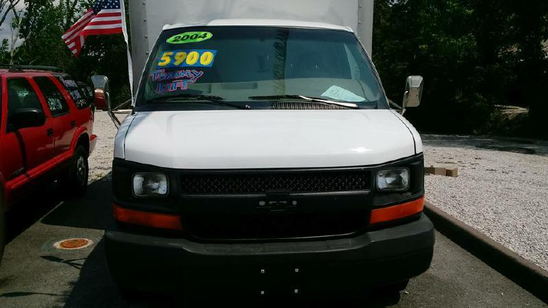 2004 Chevrolet Express Cargo for sale at Dynamite Deals LLC in Arnold MO