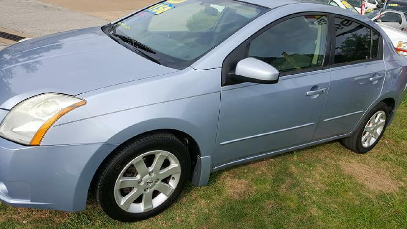 2009 Nissan Sentra for sale at Dynamite Deals LLC in Arnold MO