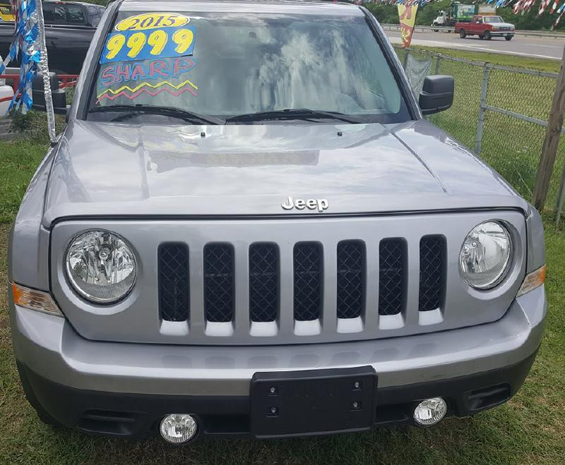2015 Jeep Patriot for sale at Dynamite Deals LLC in Arnold MO