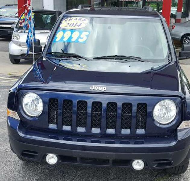 2014 Jeep Patriot for sale at Dynamite Deals LLC in Arnold MO