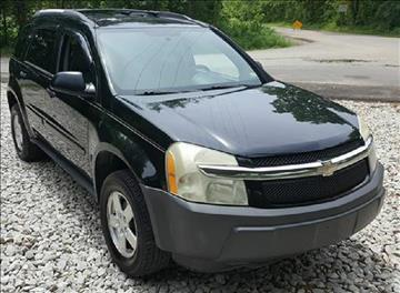 2005 Chevrolet Equinox for sale at Dynamite Deals LLC in Arnold MO
