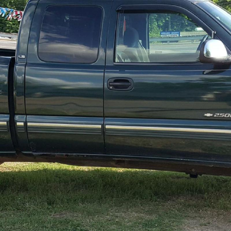 2001 Chevrolet Silverado 2500HD for sale at Dynamite Deals LLC in Arnold MO