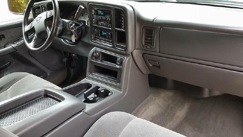 2003 Chevrolet Silverado 1500 for sale at Dynamite Deals LLC in Arnold MO