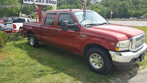 2003 Ford F-250 Super Duty for sale at Dynamite Deals LLC in Arnold MO