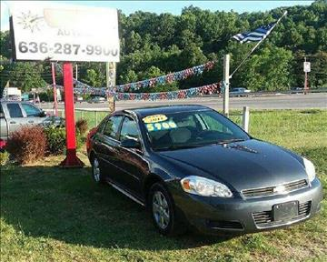 2011 Chevrolet Impala for sale at Dynamite Deals LLC in Arnold MO