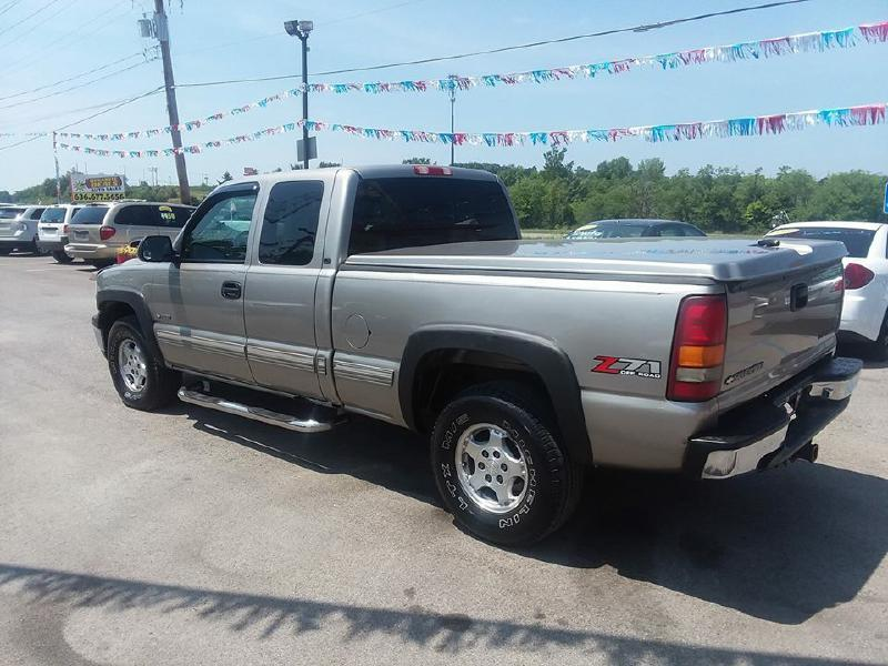 2000 Chevrolet Silverado 1500 for sale at Dynamite Deals LLC in Arnold MO
