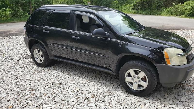 2005 Chevrolet Equinox for sale at Dynamite Deals LLC - Dynamite Deals in High Ridge MO