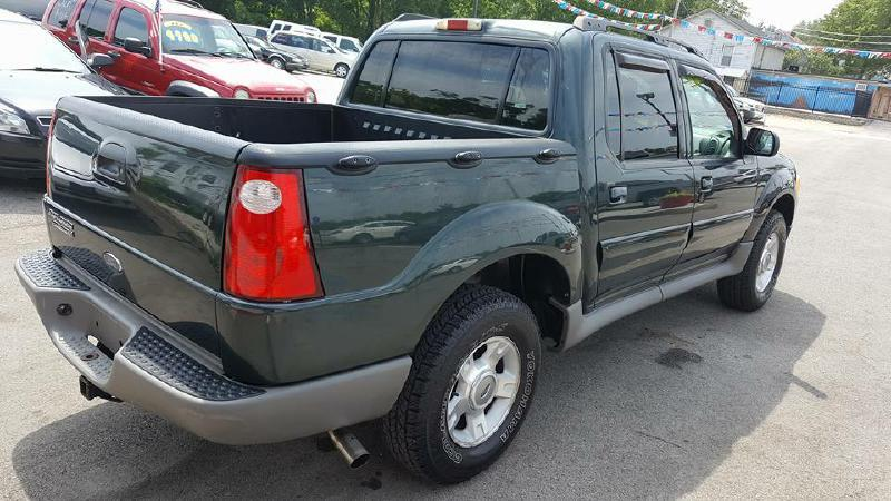 2003 Ford Explorer Sport Trac for sale at Dynamite Deals LLC in Arnold MO