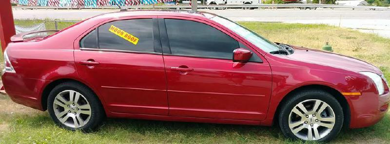 2007 Ford Fusion for sale at Dynamite Deals LLC in Arnold MO