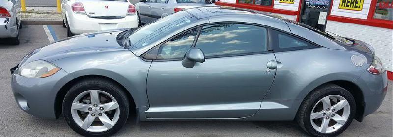 2007 Mitsubishi Eclipse for sale at Dynamite Deals LLC - Dynamite Deals in High Ridge MO