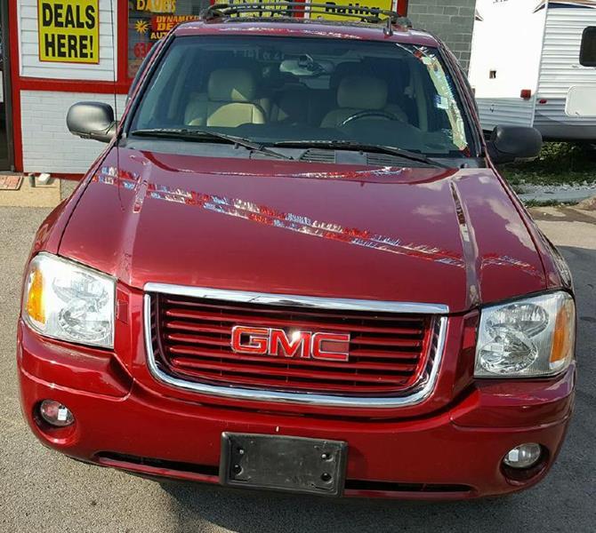 2007 GMC Envoy for sale at Dynamite Deals LLC - Dynamite Deals in High Ridge MO