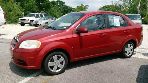 2009 Chevrolet Aveo for sale at Dynamite Deals LLC - Dynamite Deals in High Ridge MO